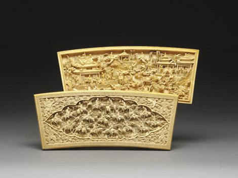 Ivory Carving in Rajasthan