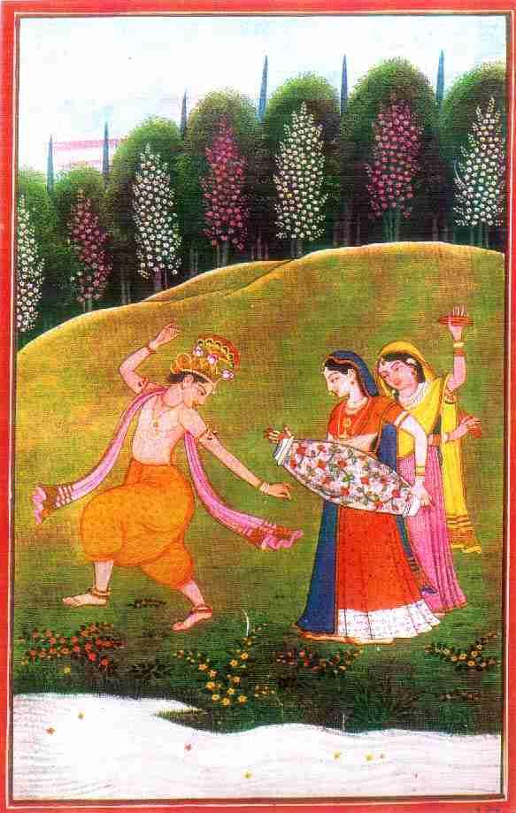 Raagmala Paintings in Rajasthan