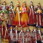 Kathputli' or 'Puppets' of Rajasthan