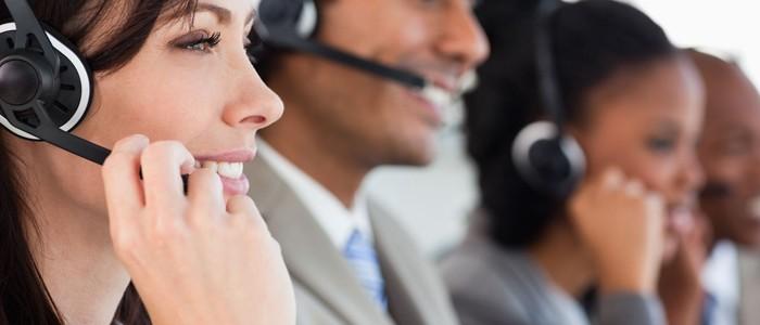 call center sevice provider
