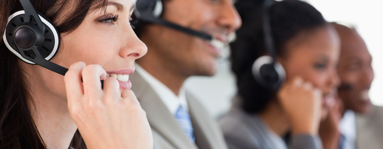 call center sevice provider