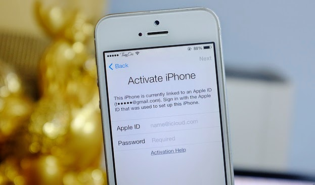 Bypass+iCloud+Activation