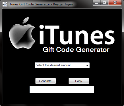 Free Itunes Gift Card Code Generator No Surveys Gift Ftempo