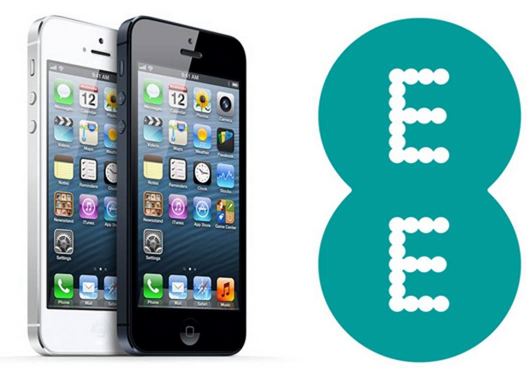 Factory Unlock EE iPhone or Orange UK Network Permanently