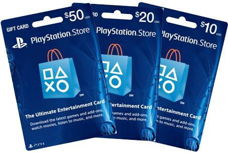Most Popular console and ways for Getting free PSN Codes