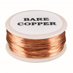 bare-copper-wires