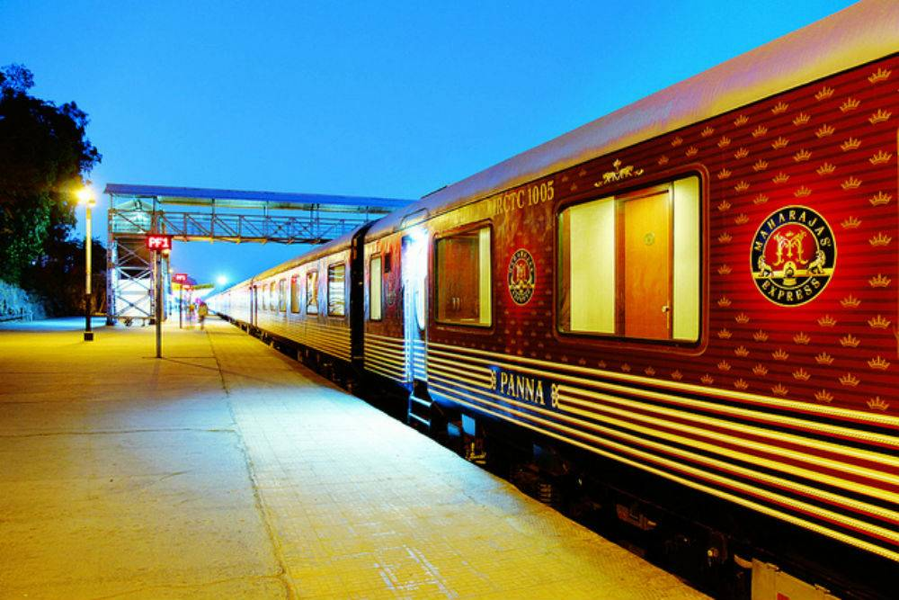TOP FOUR THINGS TO KNOW ABOUT MAHARAJAS' EXPRESS