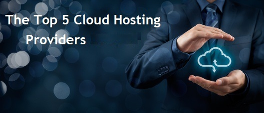 Top 5 Cloud Hosting Provider in India