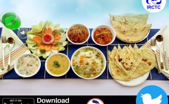 e-catering IRCTC services