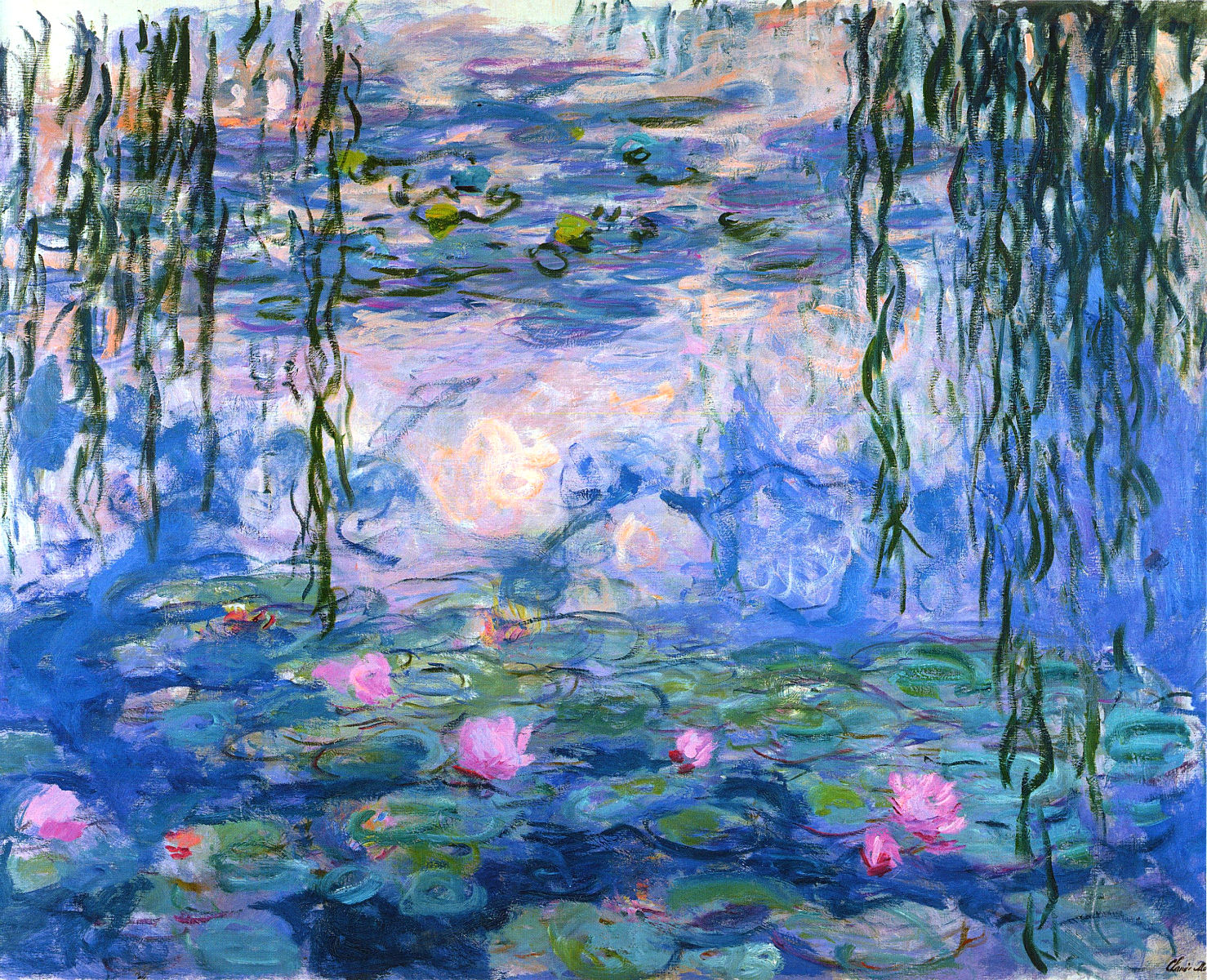 Water Lilies - A Series by Claude Monet