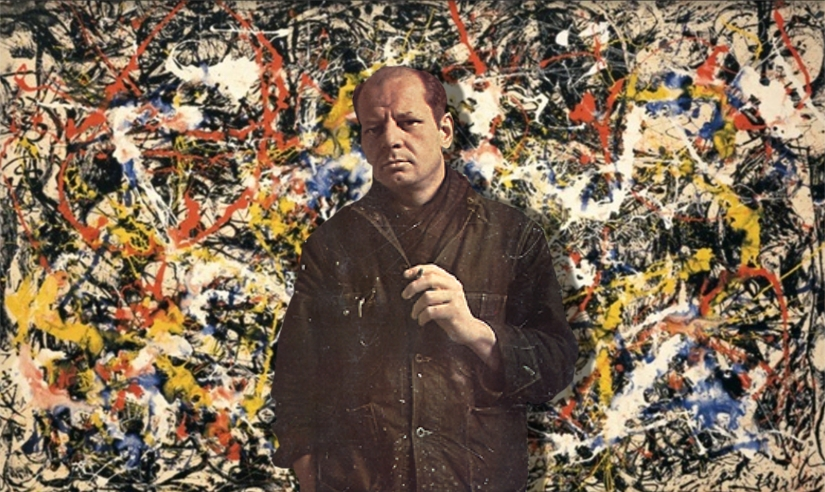 Jackson Pollock: The Man who created Most Famous Abstract Paintings