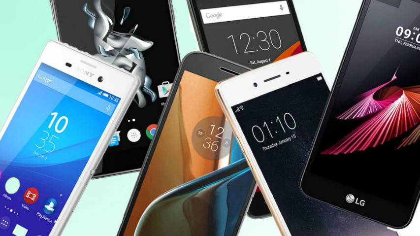 Top Selling Budget Mobiles