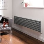 living rooms should have a designer radiator