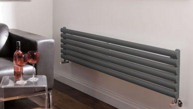 living rooms should have a designer radiator