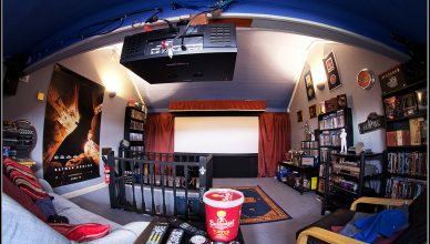 Cinema Systems Without Wires