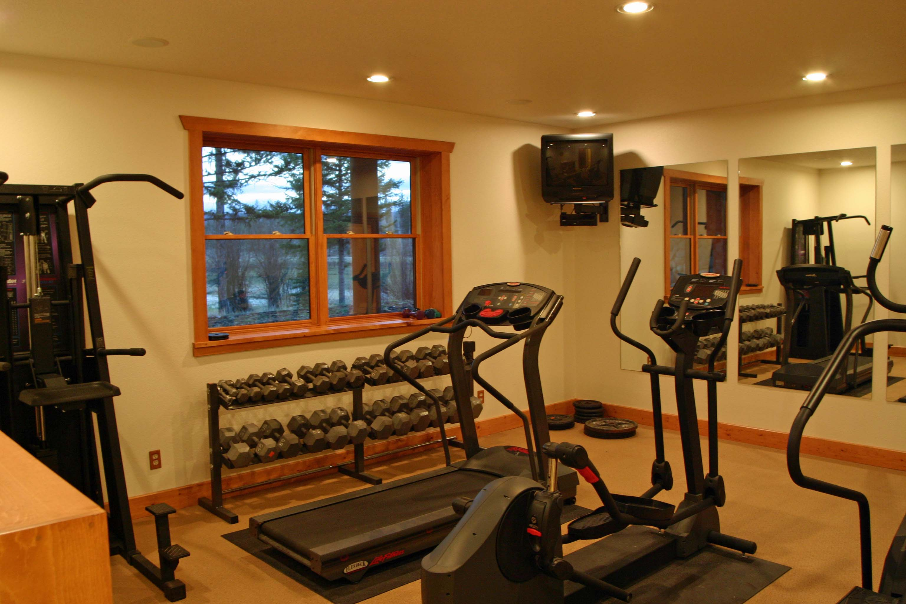 Do you exercise at home or in the gym share your ideas