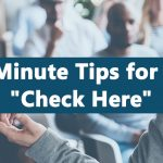 Last Minutes Tips for NEET