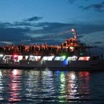 Adventure boat cruise in Goa