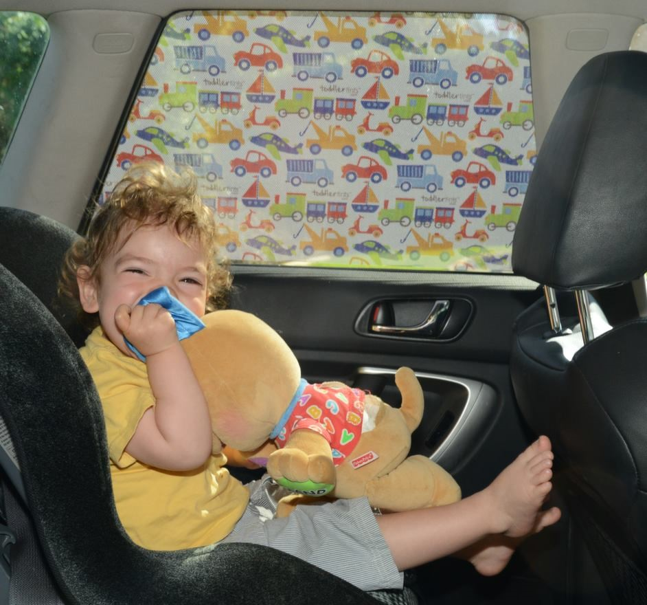Make Your Car Comfortable For Baby