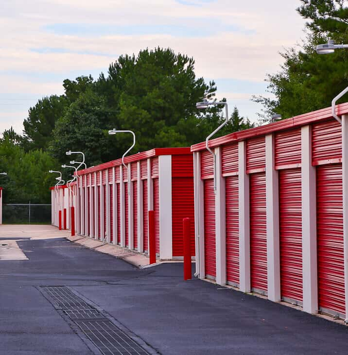 storage units Decatur