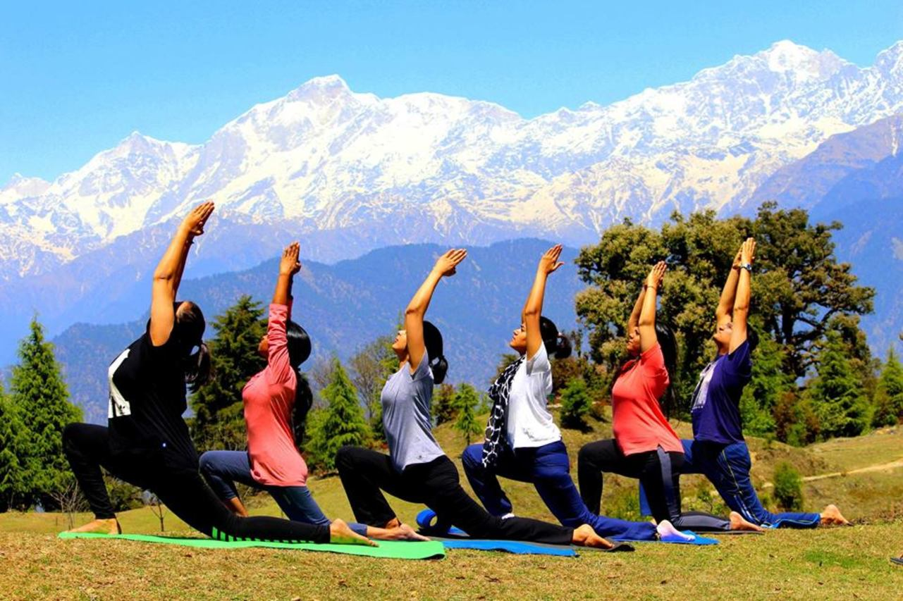 6 point why people do a Yoga Retreat in Rishikesh?