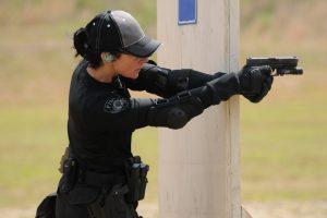 Female-shooting-gun