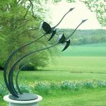 Steel Sculptures