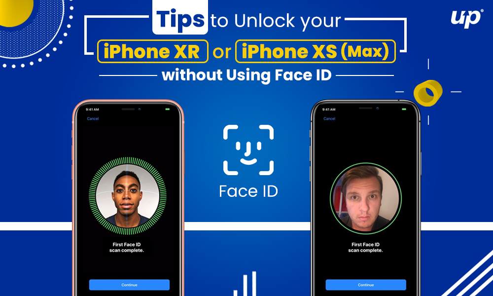 Tips to Unlock your iPhone XR or iPhone XS (Max) without Using Face ID
