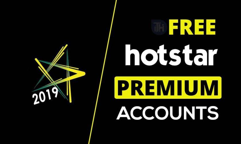 Hotstar-Premium-Accounts-2019
