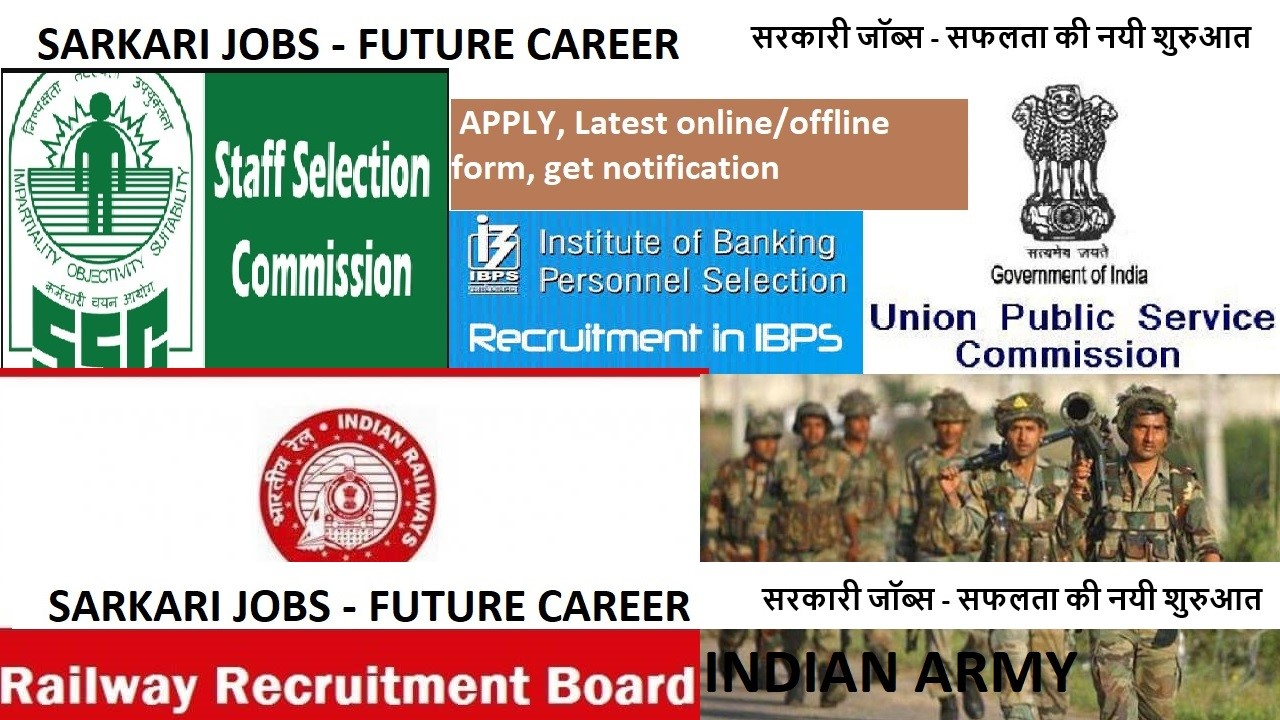 Government Jobs in India- All Information And Other Benefits