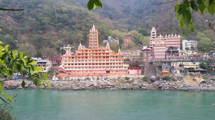What Is Famous In The City Called Rishikesh?