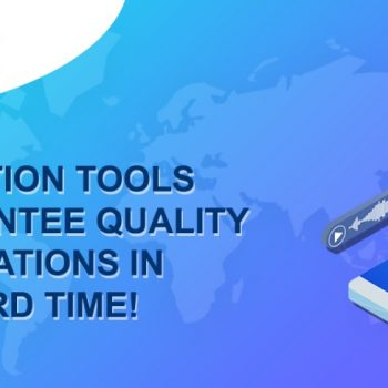 tools to boost translation productivity