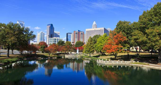 Gorgeous Things To Do In Charlotte