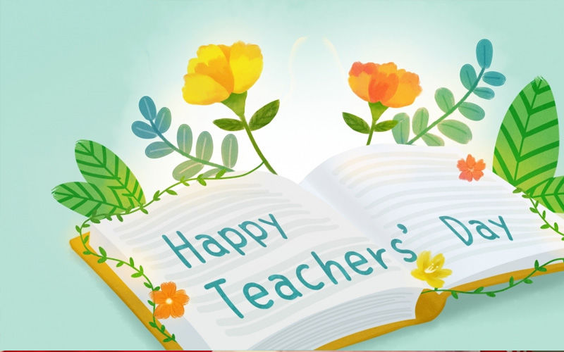 Why Binge channel uploads teacher's day special concepts?