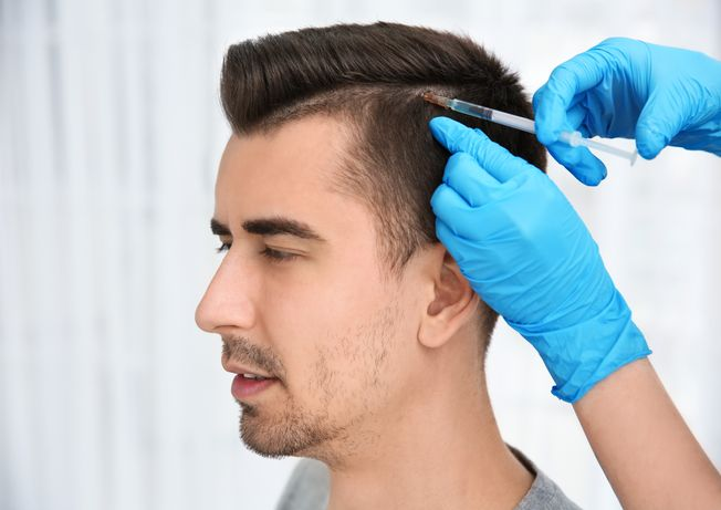 What are the key ways of a hair transplant?