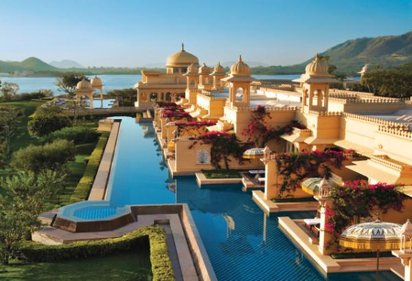 5 Royal Palaces in India