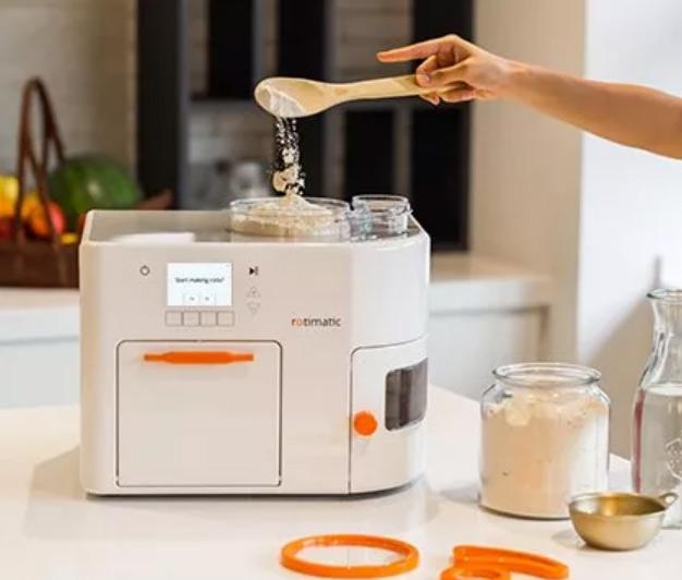 Efficient kitchen equipment