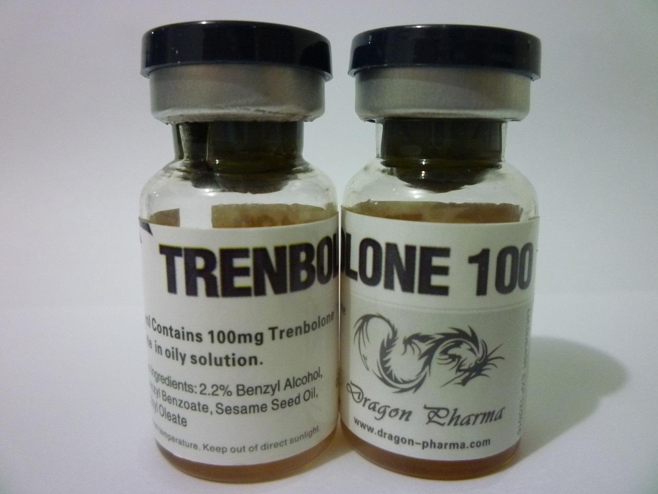 Trenbolone mix (aka Tri-Tren) in modern bodybuilding and other sports